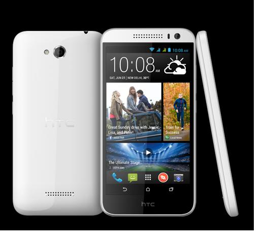HTC Desire 616 Ekran Değişimi