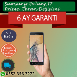 Samsung Galaxy J7 Prime Ekran Değişimi Fiyatı 189 TL,Samsung Ekran Değişimi Kadıköy