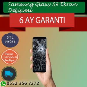 Samsung Galaxy S9 Değişimi Fiyatı 1199 Tl, Kadıköy Samsung Galaxy S9 Ekran Değişimi Ve Tamiri