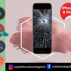 İphone 8 Plus Ekran Değişimi fiyati 289 tl,IPhone 8 plus ekran tamiri kadıköy