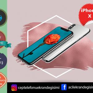 İphone X Ekran Değişimi Fiyatı 1949 TL-İPhone x Ekran Tamiri Kadıköy
