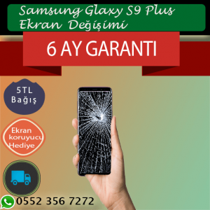 Samsung Galaxy S9 Plus Değişimi Fiyatı 1239 Tl, Kadıköy Samsung Galaxy S9 Plus Ekran Değişimi Ve Tamiri