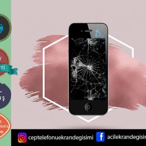 İphone 4 - 4S Ekran Değişimi 89 TL