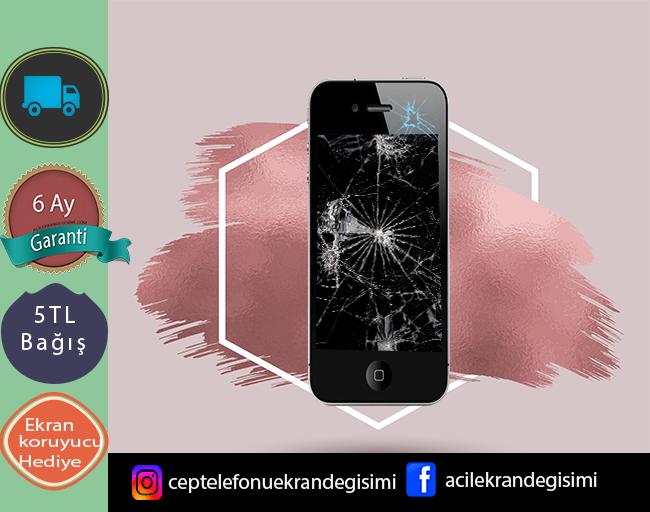 İphone 4 – 4S Ekran Değişimi 109 TL