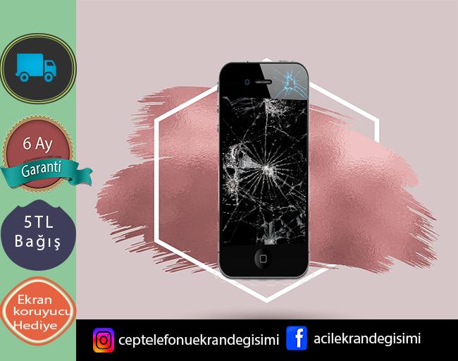 İphone 4s Ekran Değişimi 109 TL