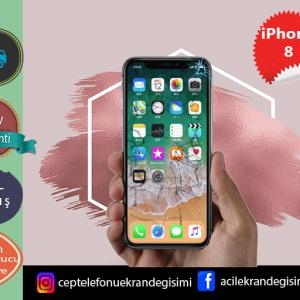 İPhone 8 Ekran Değişimi Fiyatı 249 tl-Kadıköy İPhone 8 Ekran Değişimi