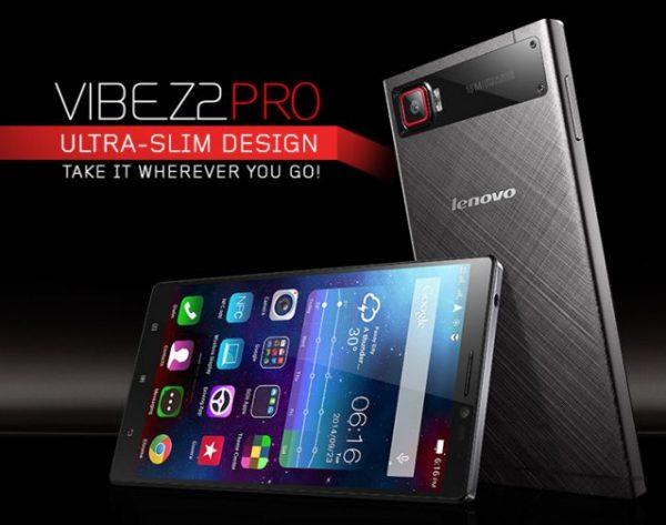 Lenovo Vibe Z2 Pro Ekran Tamiri