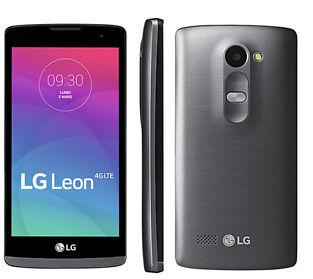 LG Leon Ekran Değişimi