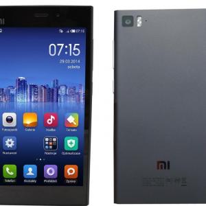Xiaomi Mi 3 Ekran Değişimi 189 TL Kadıköy