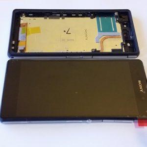 Sony Z2 Orjinal Ekran ve Kasa Değişimi