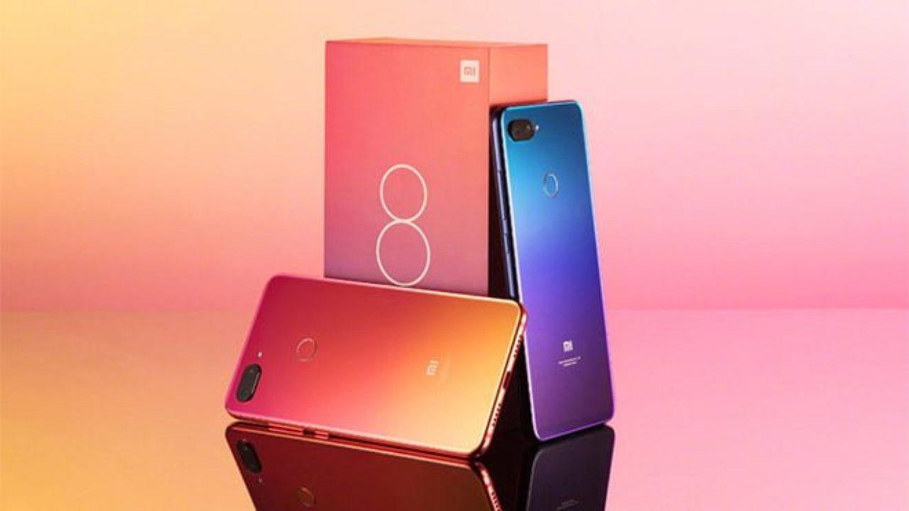 Xiaomi Mi 8 Lite Ekran Değişimi