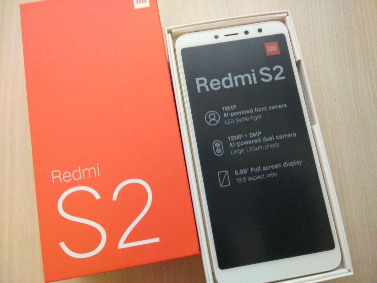 Xiaomi Redmi S2 Ekran Değişimi