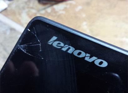 lenovo telefon ekran değişimi